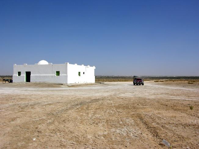 wüstenoase nouil tunesien